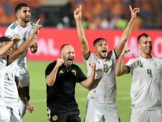 Algeria beat Senegal to win African Cup of Nations 2019