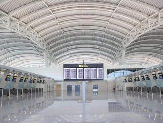 New International Terminal opens Algeria